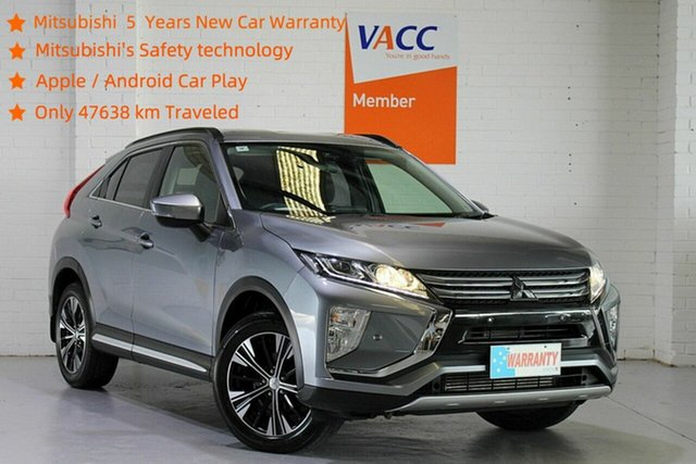 Used Mitsubishi Eclipse Cross YA MY19 LS 2WD Moorabbin, 2019 Mitsubishi Eclipse Cross YA MY19 LS 2WD Grey 8 Speed Constant Variable Wagon