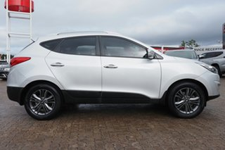2015 Hyundai ix35 LM Series II Elite (FWD) Silver 6 Speed Automatic Wagon