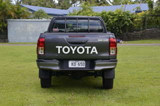 Toyota Hilux Standard Grey Metallic Manual
