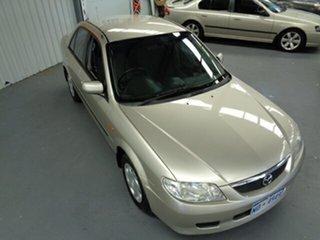 2003 Mazda 323 BJ II-J48 Protege Gold 5 Speed Manual Sedan