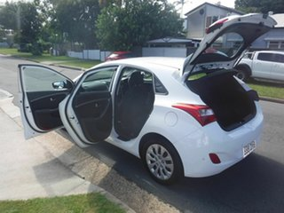 2016 Hyundai i30 GD4 SERIES II Active White 4 Speed Automatic Hatchback
