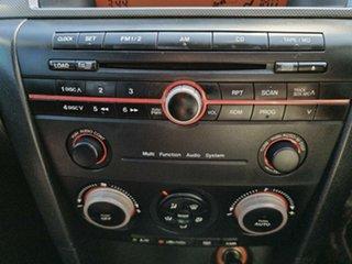 2005 Mazda 3 BK1031 SP23 Black 4 Speed Sports Automatic Sedan