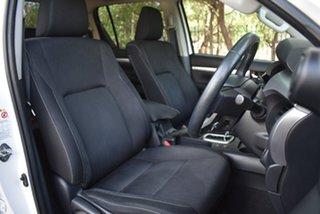 2015 Toyota Hilux GUN126R SR5 Double Cab White 6 Speed Automatic Utility