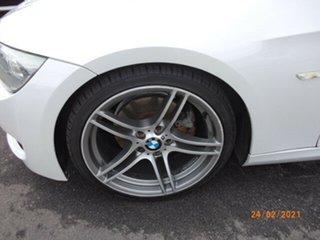 2011 BMW 325i E93 MY11 White 6 Speed Auto Steptronic Convertible