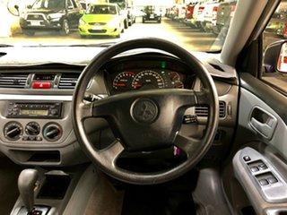 2004 Mitsubishi Lancer CH ES Silver 4 Speed Automatic Sedan