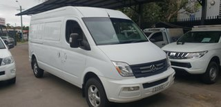 2015 LDV V80 K1 LWB Mid White 6 Speed Automated Manual Van
