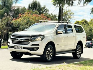 2017 Holden Colorado RG MY18 LTZ Pickup Crew Cab White 6 Speed Manual Utility.