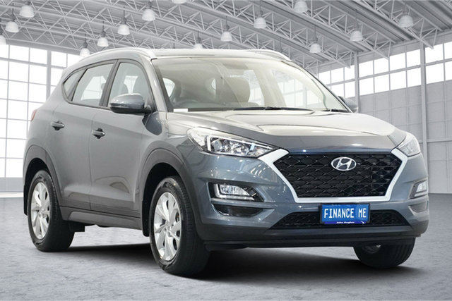 Used Hyundai Tucson TL3 MY19 Active X 2WD Victoria Park, 2019 Hyundai Tucson TL3 MY19 Active X 2WD Grey 6 Speed Automatic Wagon