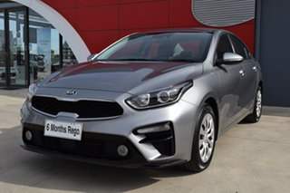 2019 Kia Cerato BD MY19 S Silver 6 Speed Sports Automatic Sedan