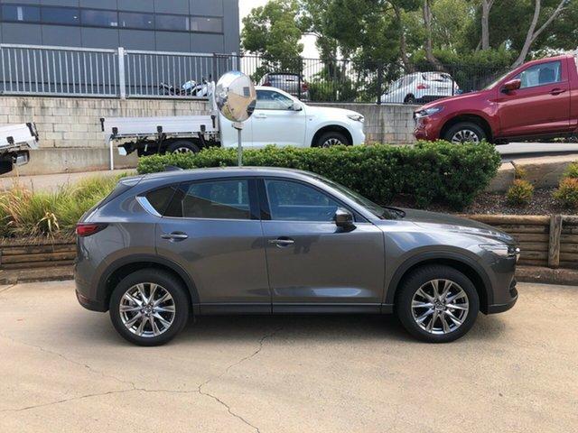 Demo Mazda CX-5 KF4WLA Akera SKYACTIV-Drive i-ACTIV AWD Toowoomba, 2020 Mazda CX-5 KF4WLA Akera SKYACTIV-Drive i-ACTIV AWD 6 Speed Sports Automatic Wagon