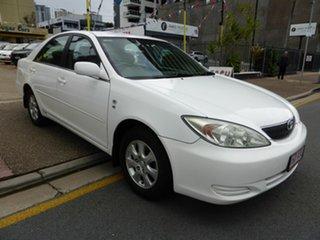 2003 Toyota Camry MCV36R Ateva White 4 Speed Automatic Sedan