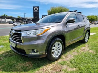 2015 Toyota Kluger GSU55R GX AWD Silver 6 Speed Sports Automatic Wagon