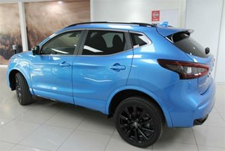2020 Nissan Qashqai J11 Series 3 Midnight Edition Vivid Blue 1 Speed Continuous Variable Wagon