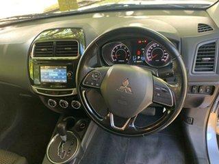 2016 Mitsubishi ASX XB MY15.5 LS 2WD Light Grey 6 Speed Constant Variable Wagon