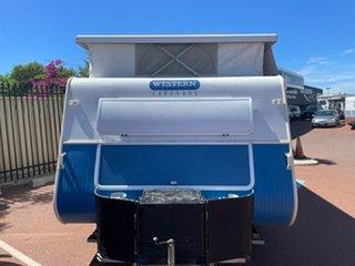 2004 Western Pilbara Caravan.
