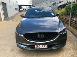 2020 Mazda CX-5 KF4WLA Akera SKYACTIV-Drive i-ACTIV AWD 6 Speed Sports Automatic Wagon