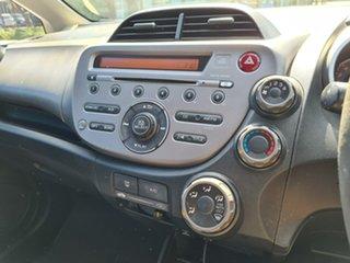 2011 Honda Jazz GE MY11 VTi Grey 5 Speed Manual Hatchback
