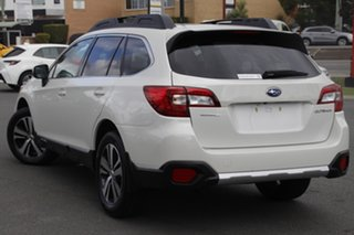 2019 Subaru Outback B6A MY19 2.5i CVT AWD Crystal White 7 Speed Constant Variable Wagon.