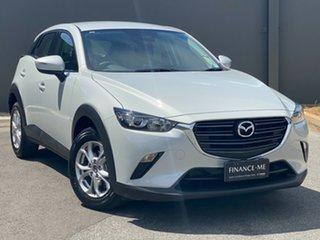 2020 Mazda CX-3 DK2W7A Maxx SKYACTIV-Drive FWD Sport Ceramic 6 Speed Sports Automatic Wagon.