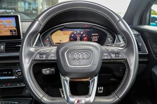 2018 Audi SQ5 FY MY18 Tiptronic Quattro White 8 Speed Sports Automatic Wagon