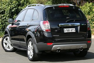 2013 Holden Captiva CG Series II MY12 7 AWD LX Carbon Flash 6 Speed Sports Automatic Wagon.