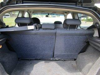 2008 Holden Barina TK MY09 Black 5 Speed Manual Hatchback