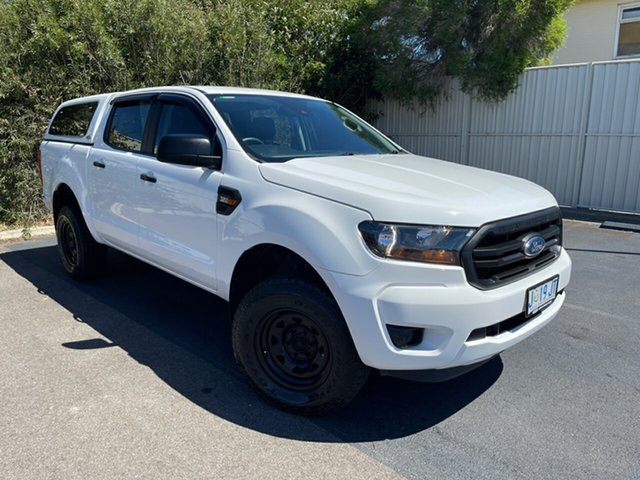 Used Ford Ranger PX MkIII 2019.75MY XL Devonport, 2019 Ford Ranger PX MkIII 2019.75MY XL White 6 Speed Sports Automatic Double Cab Pick Up