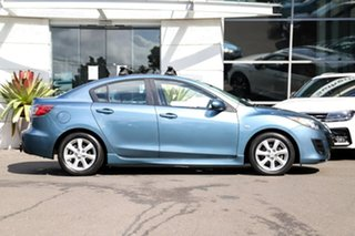 2010 Mazda 3 BL10F1 Maxx Activematic Sport Blue 5 Speed Sports Automatic Sedan.