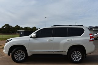 2017 Toyota Landcruiser Prado GDJ150R Altitude White 6 Speed Sports Automatic Wagon