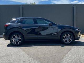 2020 Mazda CX-30 DM2W7A G20 SKYACTIV-Drive Astina Jet Black 6 Speed Sports Automatic Wagon.