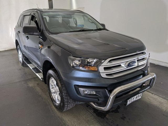 Used Ford Everest UA Ambiente Maryville, 2015 Ford Everest UA Ambiente Grey 6 Speed Sports Automatic SUV
