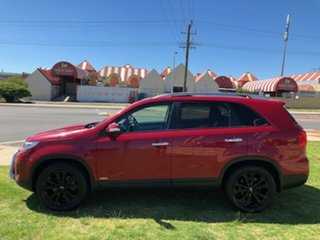 2012 Kia Sorento XM MY12 Platinum Red 6 Speed Sports Automatic Wagon