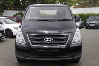 2017 Hyundai iLOAD TQ3-V Series II MY17 Black 5 Speed Automatic Van.