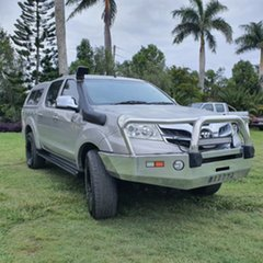 2012 Foton Tunland P201 Luxury Silver 5 Speed Manual Utility.
