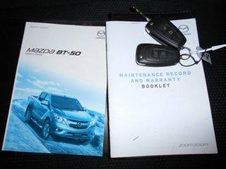 2017 Mazda BT-50 UR0YG1 XT 4x2 Hi-Rider Grey 6 Speed Sports Automatic Utility
