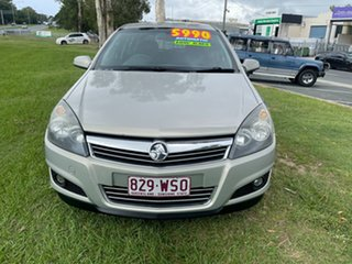 2008 Holden Astra AH MY08 CD Silver 4 Speed Automatic Hatchback