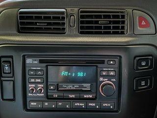 1998 Nissan Patrol GU ST Gold 4 Speed Automatic Wagon