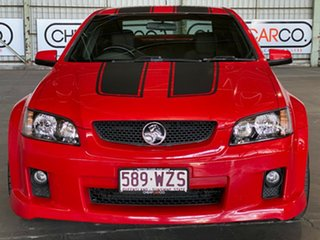 2008 Holden Commodore VE MY09 SS Red 6 Speed Manual Sedan