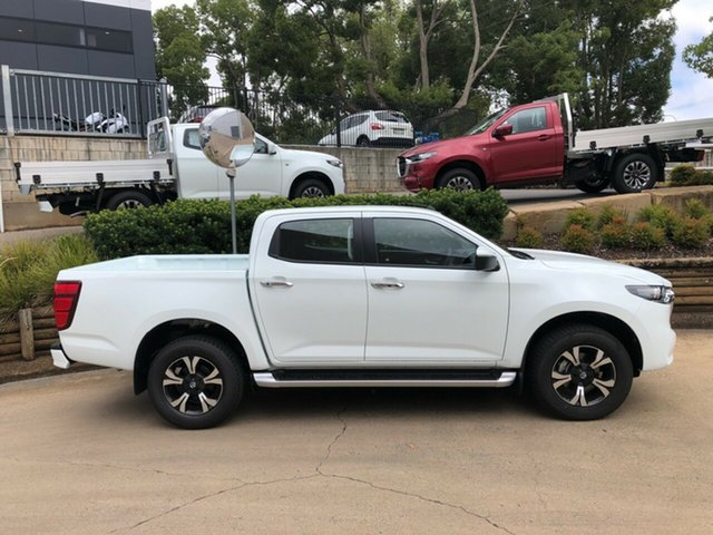 Demo Mazda BT-50 TFS40J XTR Toowoomba, 2020 Mazda BT-50 TFS40J XTR White 6 Speed Sports Automatic Utility