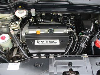 2007 Honda CR-V MY07 (4x4) Luxury Gold 6 Speed Manual Wagon