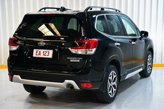 2020 Subaru Forester MY20 2.0E-L Hybrid (AWD) Black Continuous Variable Wagon