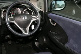 2011 Honda Jazz GE MY12 GLi Alabaster Silver 5 Speed Manual Hatchback