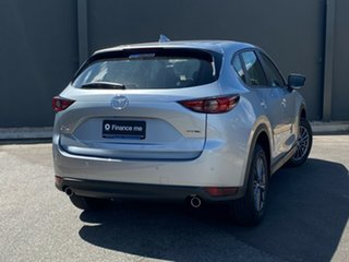 2020 Mazda CX-5 KF4WLA Touring SKYACTIV-Drive i-ACTIV AWD Sonic Silver 6 Speed Sports Automatic