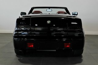 1993 Alfa Romeo RZ Black 5 Speed Manual Convertible