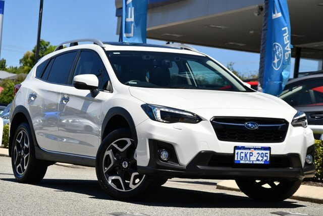 Used Subaru XV G5X MY18 2.0i-S Lineartronic AWD Melville, 2018 Subaru XV G5X MY18 2.0i-S Lineartronic AWD Crystal White 7 Speed Constant Variable Wagon