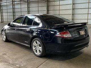 2009 Ford Falcon FG XR6 Black 5 Speed Sports Automatic Sedan