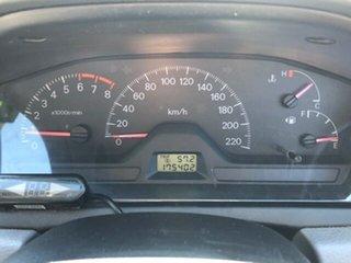 2005 Mitsubishi Lancer CH MY05 ES Silver 5 Speed Manual Sedan