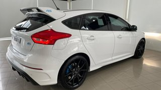 2017 Ford Focus LZ RS AWD White 6 Speed Manual Hatchback