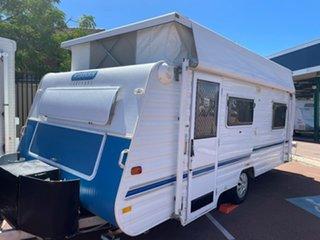 2004 Western Caravans Pilbara Caravan.