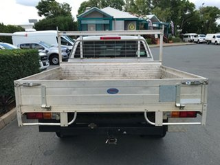 2014 Holden Colorado RG MY14 LX Crew Cab 4x2 White 6 speed Automatic Cab Chassis